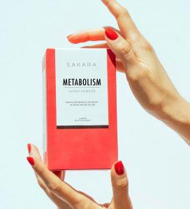 Sakara Metabolism Super Powder Box