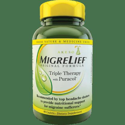 MigreLief Bottle
