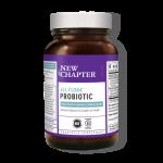 New Chapter Probiotics all flora