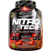 NitroTech protein supplement