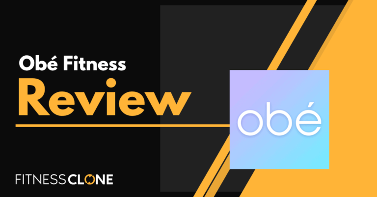 obé Fitness Review – Is This Fitness App Worth Downloading?
