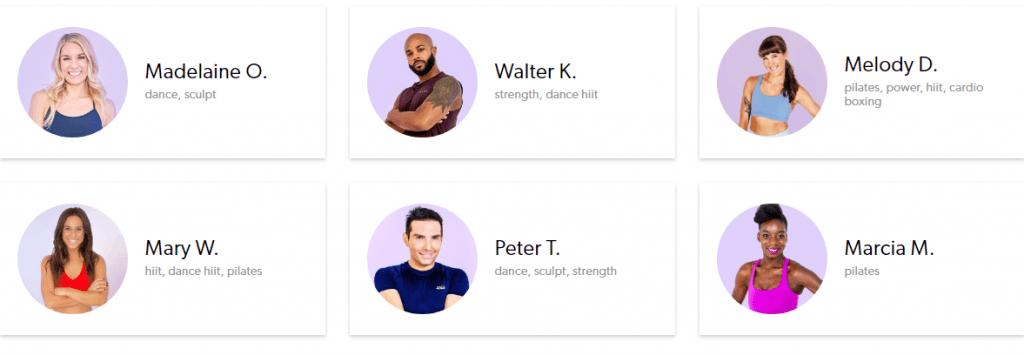Obe Instructors