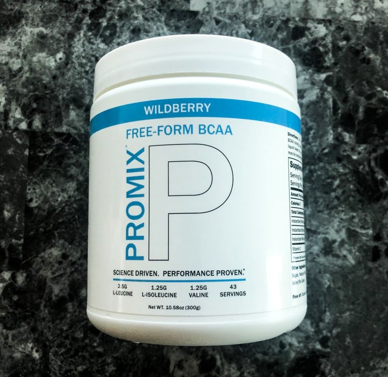Promix BCAA Review