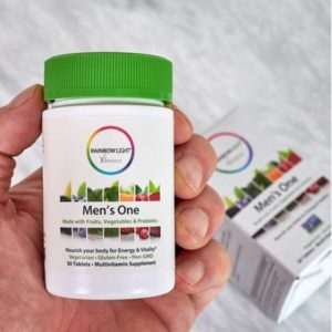 Rainbow Light Men's One Multivitamin Supplement