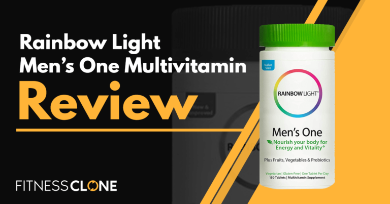 Rainbow Light Men's One Multivitamin Review – Can It Help You Meet Your Nutritional Needs?