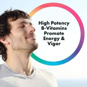 Rainbow Light Men's One Multivitamin Benefits