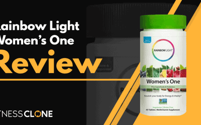 Rainbow Light Women's One Review – Is This Women's Multivitamin A Healthy Pick?