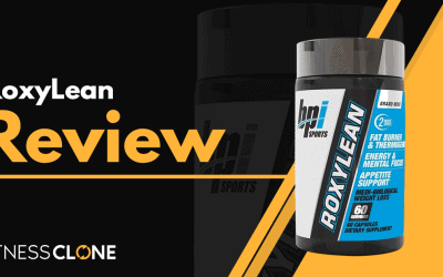 RoxyLean Review –  Is This BPI Sports Fat Burner Legit?
