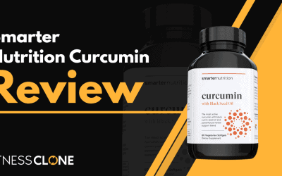 Smarter Nutrition Curcumin Review – Is This Curcumin Supplement A Healthy Choice?