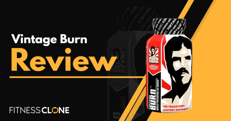 Vintage Burn Review – How Does This Old School Labs Fat Burner Perform?