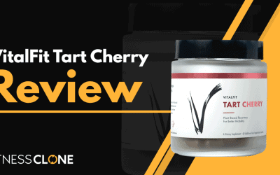VitalFit Tart Cherry Review – Can This Supplement Help Your Inflammation?