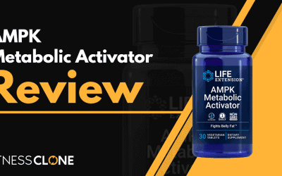AMPK Metabolic Activator Review – Does This Life Extension Supplement Work?