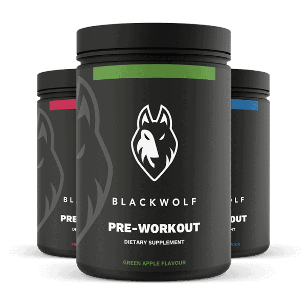 Black Wolf Pre-Workout Formula