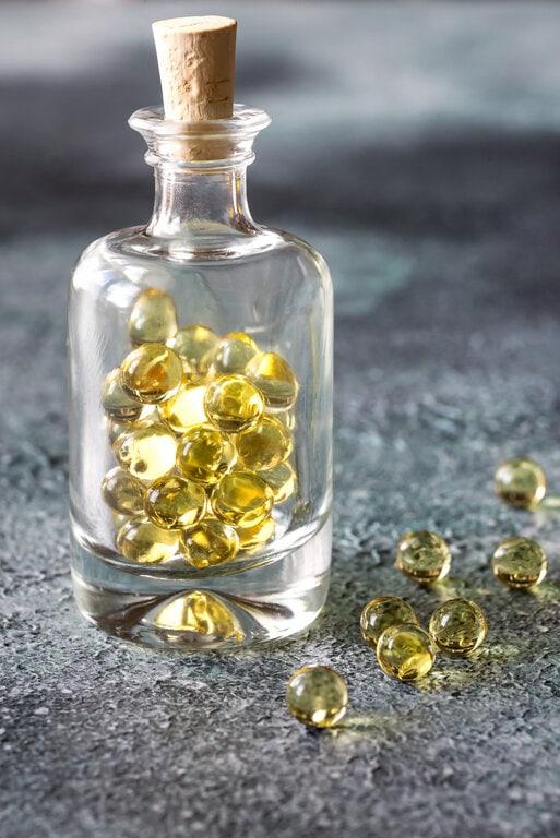 Castor Oil Supplement Pills