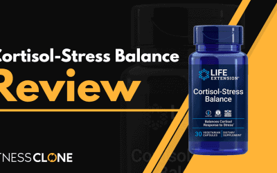 Cortisol-Stress Balance Review – Can This Life Extension Supplement Help You Relax?