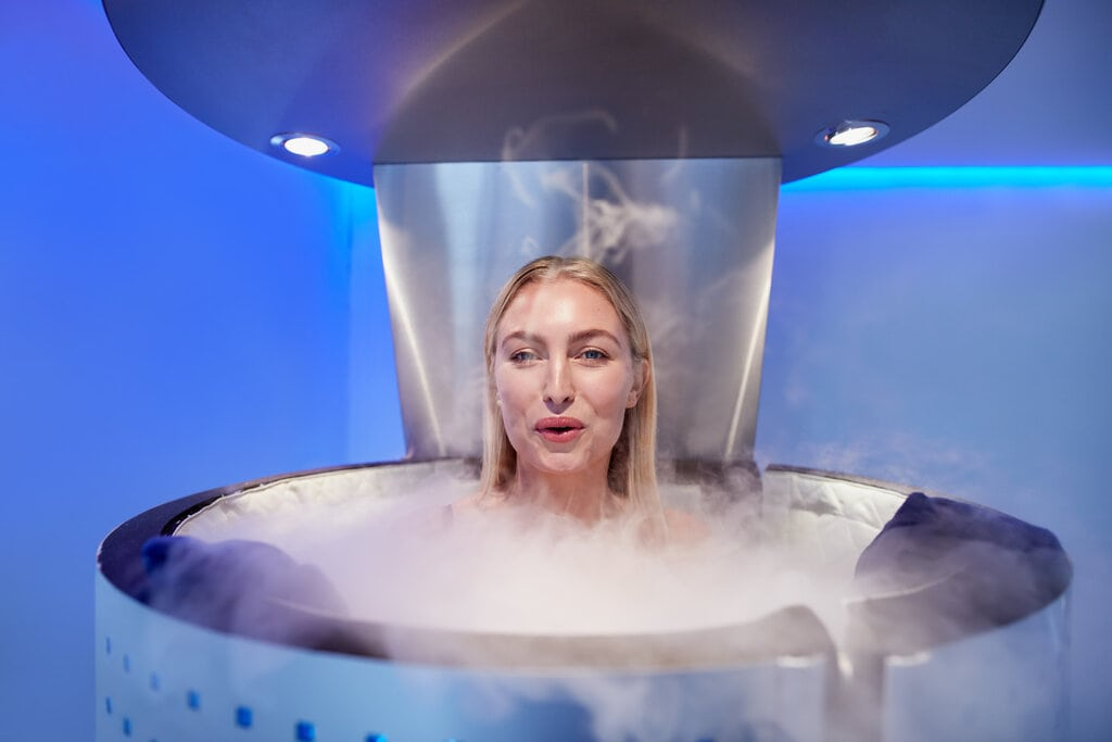 Cryotherapy Health Benefits