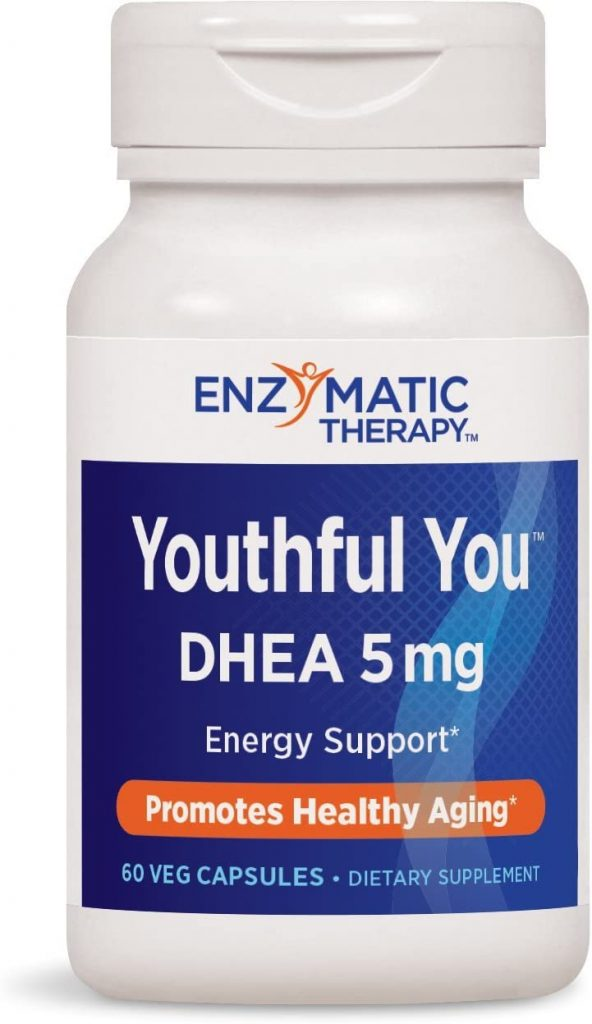 Enzymatic Therapy, Youthful You, DHEA