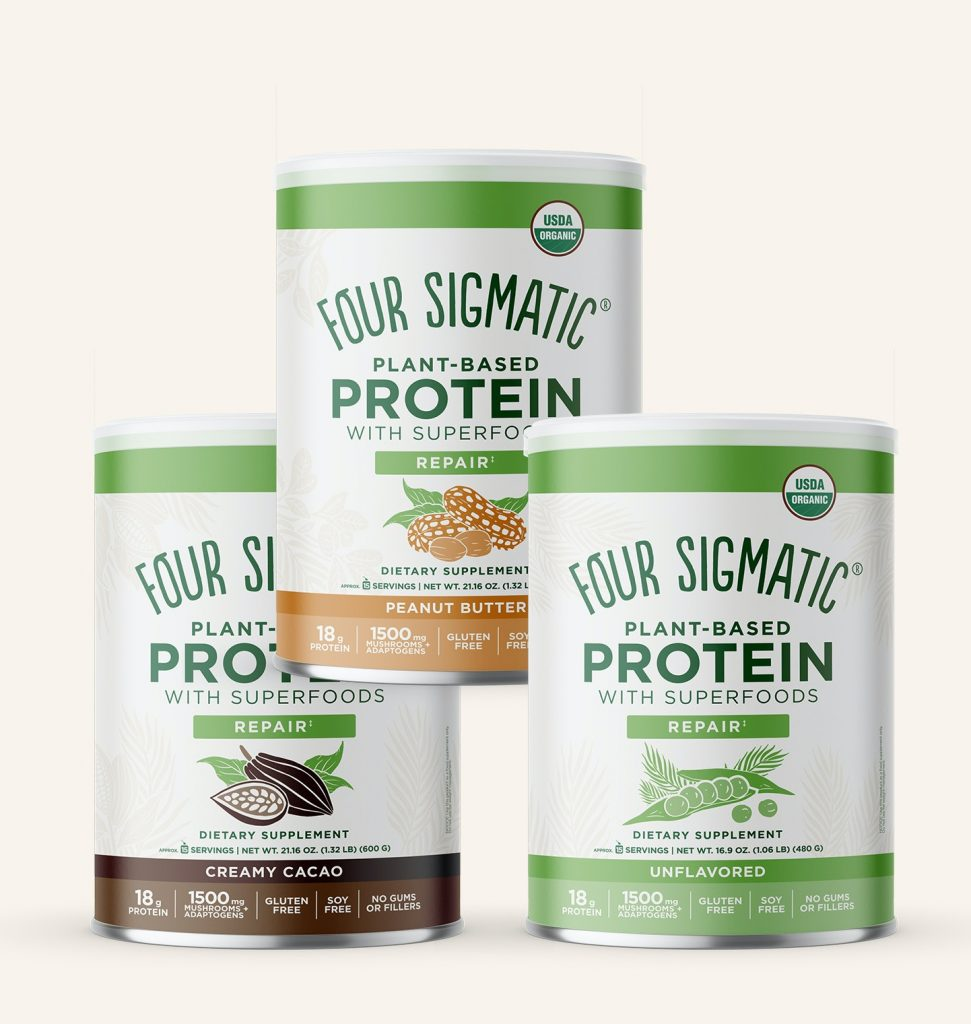Four Sigmatic Protein Sampler