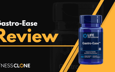 Gastro-Ease Review – Is This Life Extension Supplement Right For Your Stomach?