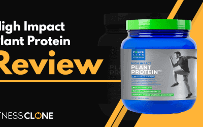 High Impact Plant Protein Review – Does This Protein From Tony Horton Work?