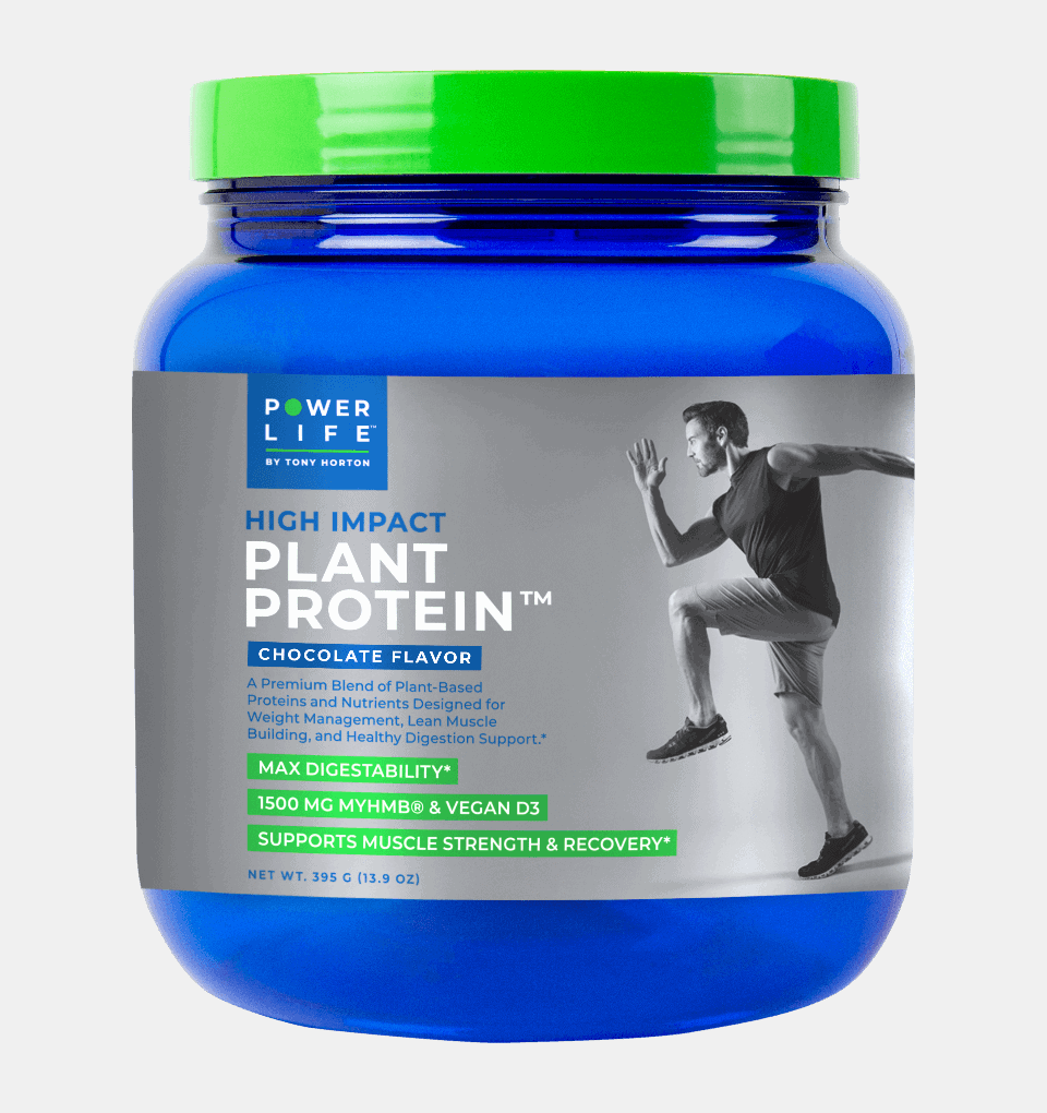 High Impact Plant Protein Supplement