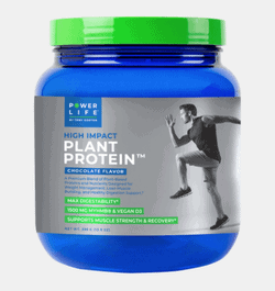 High Impact Plant Protein