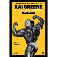Kai Greene The Return