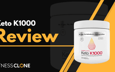 Keto K1000 Review – A Look A This Ketogenic Electrolyte Powder