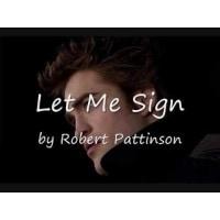 Let Me Sign