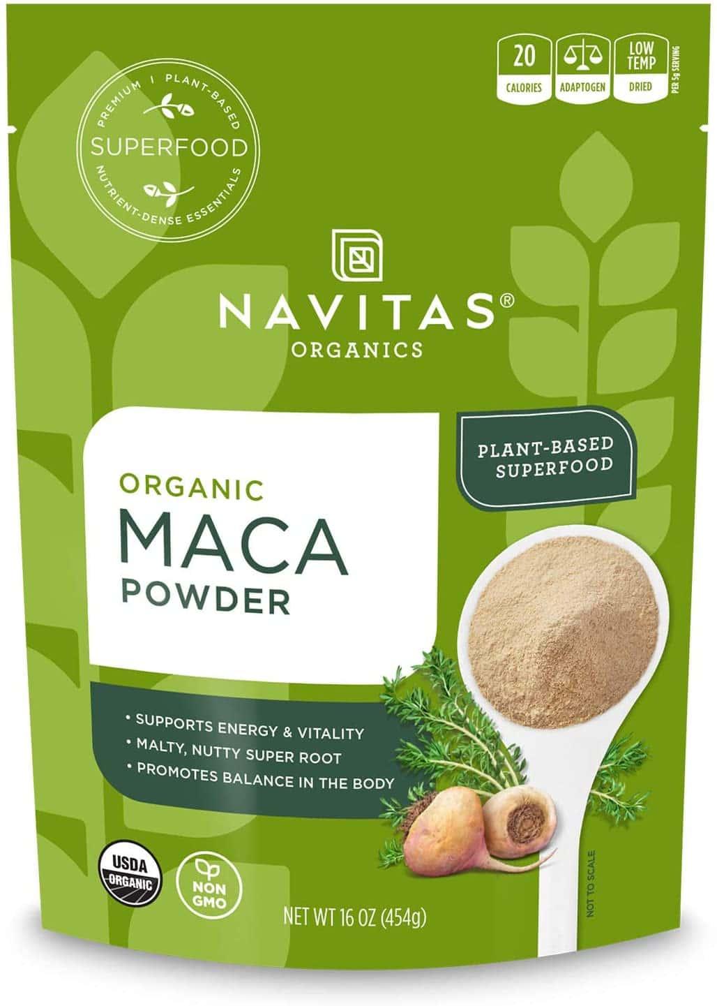 Navitas Organics Maca Powder