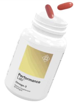 Performance Lab Omega-3 Supplement