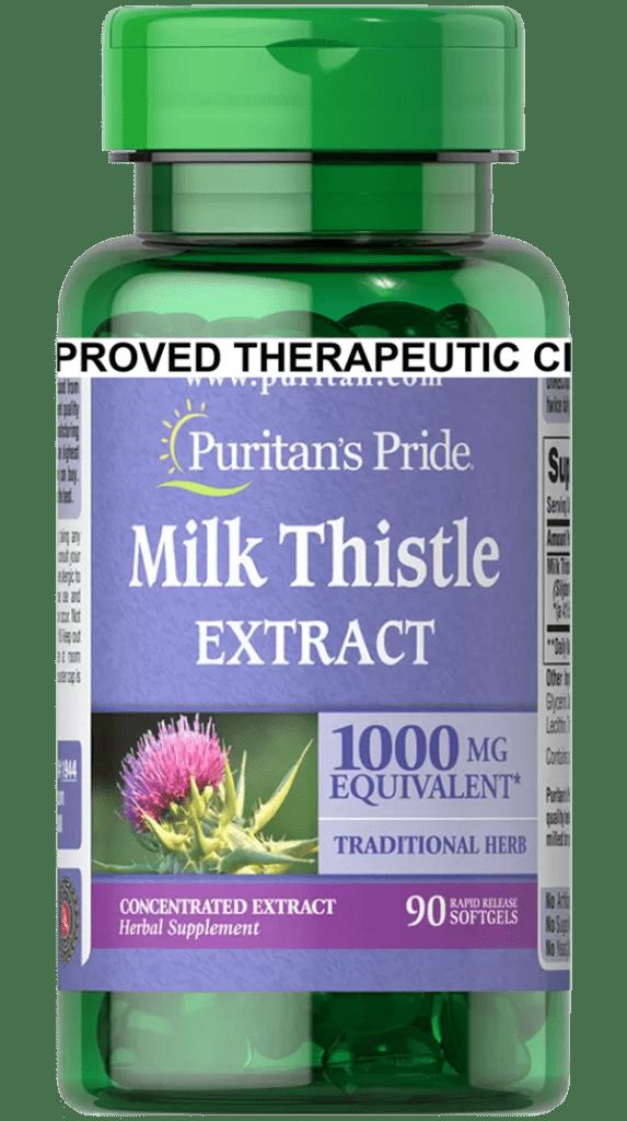Puritan's Pride Milk Thistle
