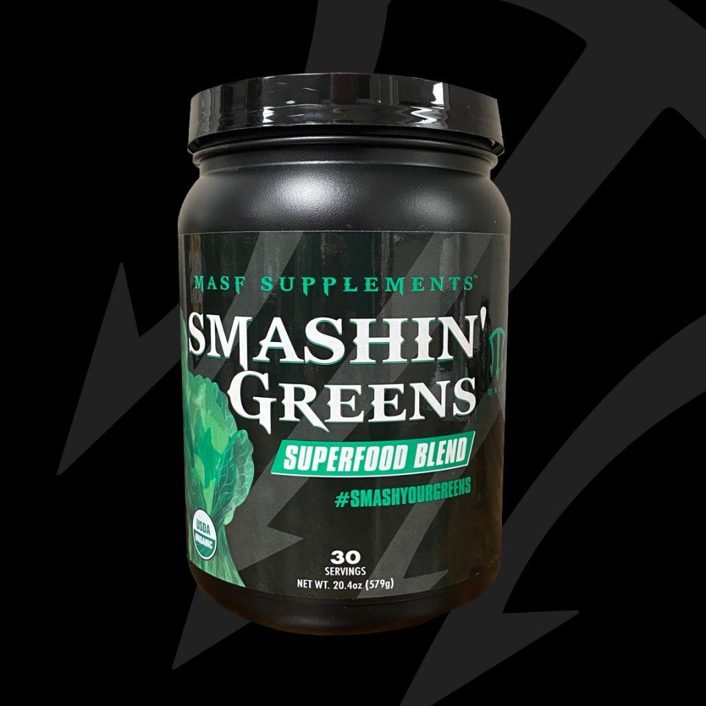 Smashin' Greens