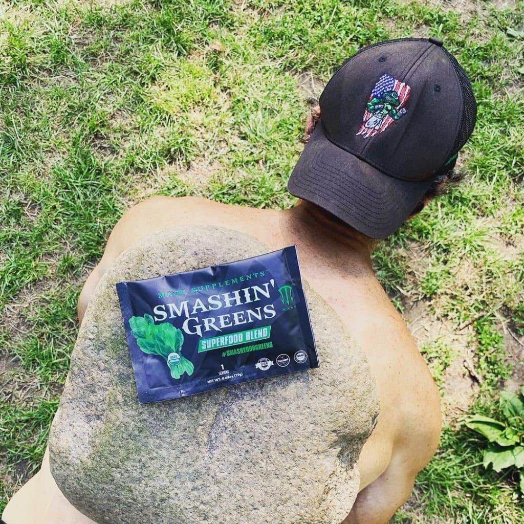Smashin' Greens Box