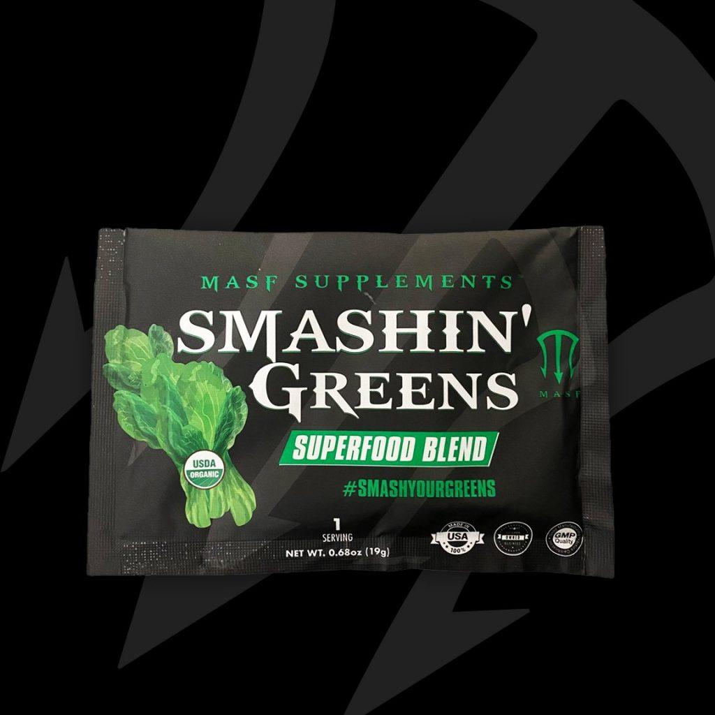 Smashin' Greens Packets