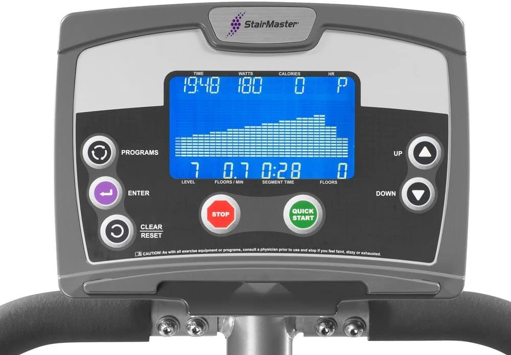 StairMaster Monitor