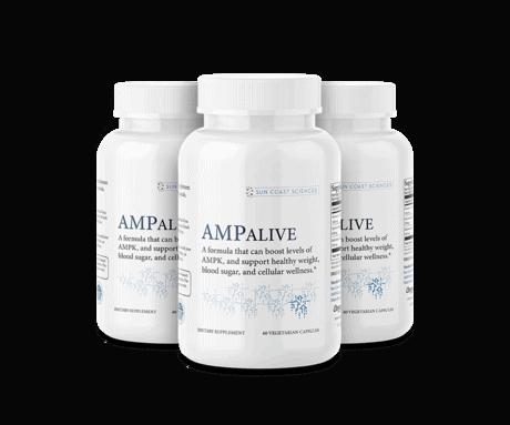 AMPAlive Bottles