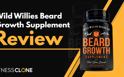 Wild Willies Beard Growth Supplement Review – What Can It Do For Your Facial Hair?
