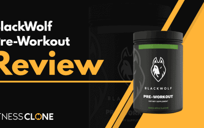 BlackWolf Pre-Workout Review – Can It Get You Ready To Exercise?