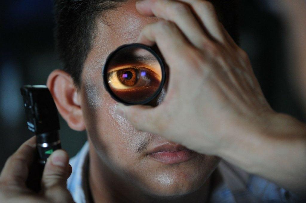 Eyesight Check-Up