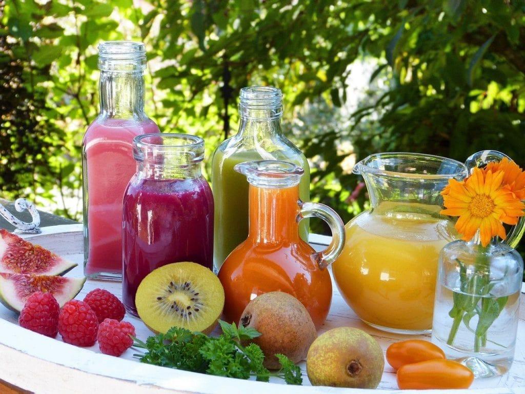 Detoxing Juices