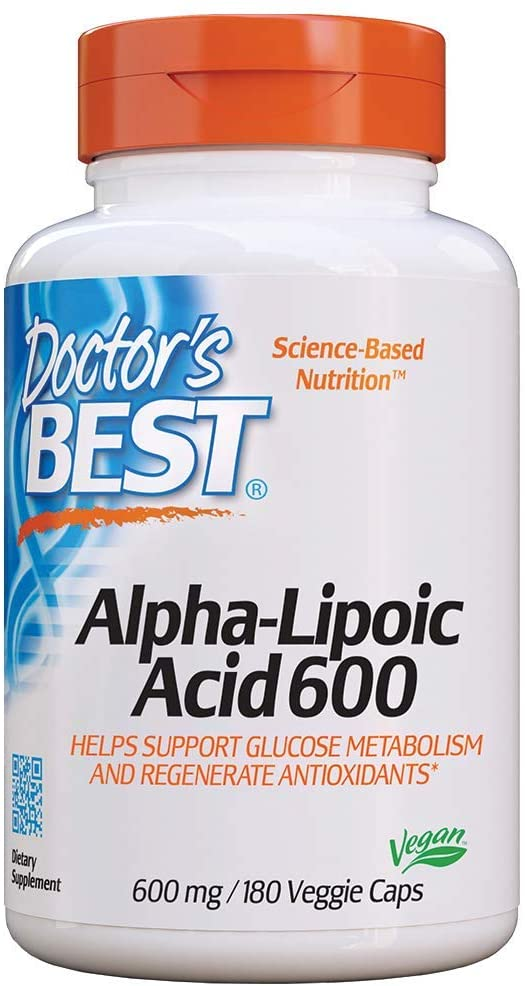 Doctor's Best Alpha-Lipoic Acid
