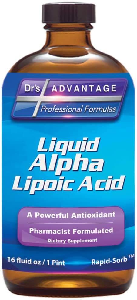 Dr's Advantage - Alpha Lipoic Acid 16oz
