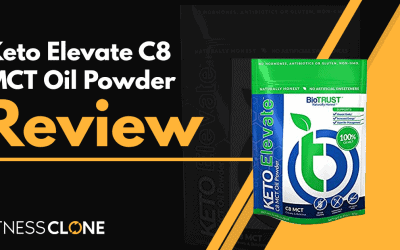 Keto Elevate C8 MCT Oil Powder Review – Is It Good For The Ketogenic Diet?