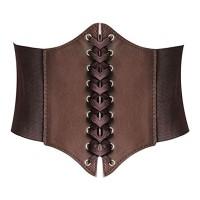 Lace-Up Waist Belt Top