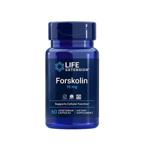Life Extension Forskolin Bottle