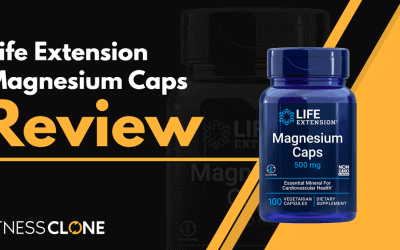 Life Extension Magnesium Caps Review – Do You Need More Magnesium?