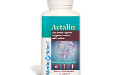 Actalin Review – Can This Medix Select Supplement Help Your Thyroid Health?
