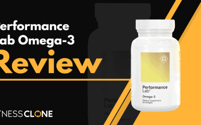 Performance Lab Omega-3 Review – Should You Take This Supplement?