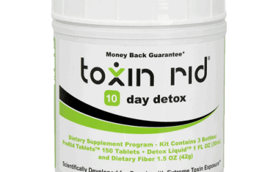 Toxin Rid Review – How Effective It Is In Removing Toxins From The Body?